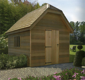 Garden Lux Tuinhuizen Blokhutten Chalets