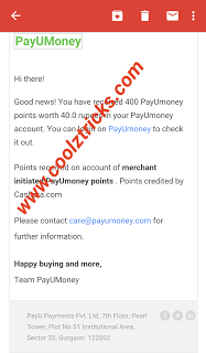 (*DHOOM*) EARN UNLIMITED FREE PAYUMONEY OR MOBILE RECHARGE FROM NEW FREE BUSTER APP (+PROOF) - OCT'15