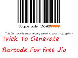 reliance-jio-generate-barcode