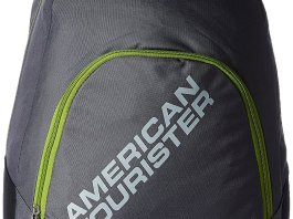 (Loot Deal) American Tourister Jasper Black Casual Backpack Worth Rs.1300 In Just Rs.472
