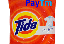 Paytm Tide Plus - Free Rs.30 Paytm cash With Each Pack