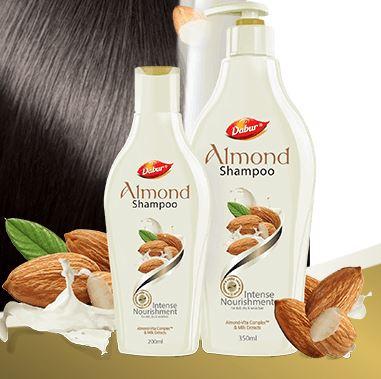 (Freebies) Get Free Sample Of Dabur Almond Shampoo