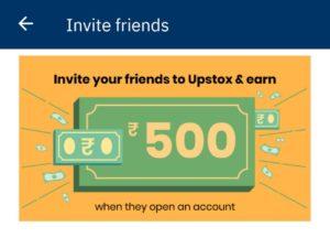 Upstox Pro App Refer Earn Free Demat Account