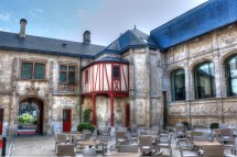 Hotels In Rouen France. Hotel De Bourgtheroulde Map. Book