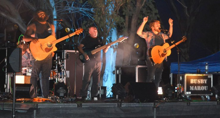 Armatree Hosts Gig of the Year