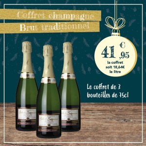 Champagne brut Girlbert Jacquesson