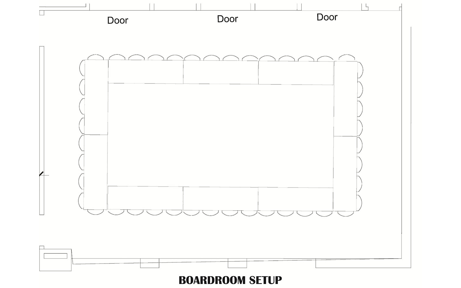 hight resolution of room diagrams
