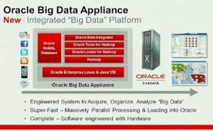 Big Data Appliance