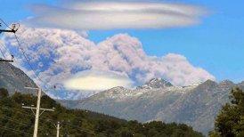 El volcán podría hacer erupción en cualquier momento, adelantó Arroyo.