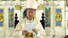 El nombre de Errázuriz apareció en una lista del New York Times de religiosos que habían encubierto casos de pederastia.