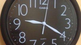 El huso horario chileno quedará como GMT-3.
