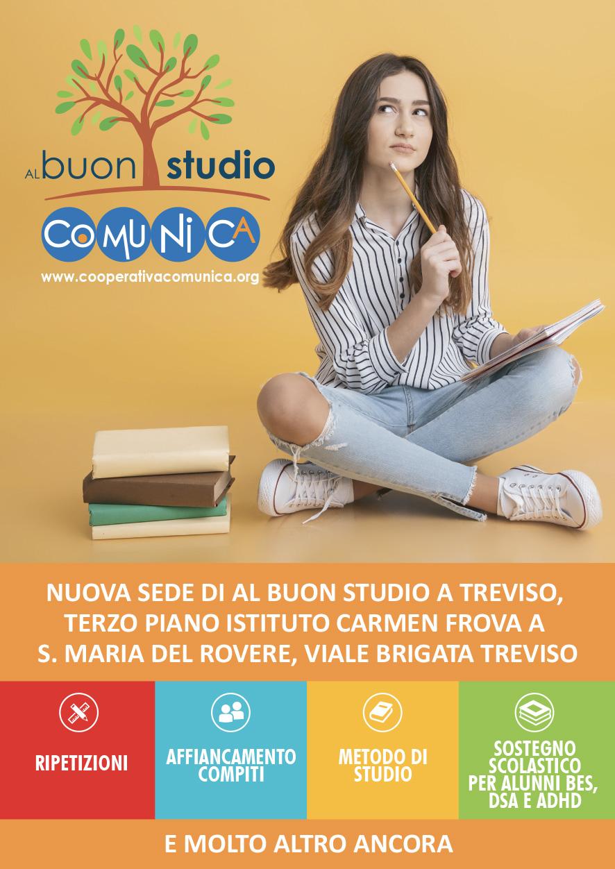 al Buon Studio - Ripetizioni a Treviso - fronte