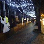 Luminarie e addobbi spazi pubblici