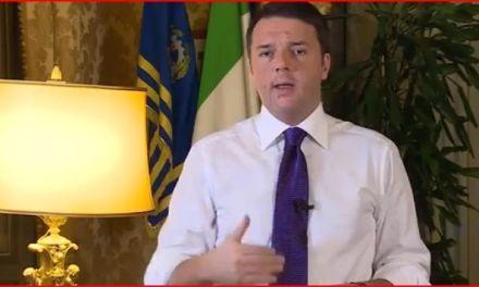 Renzi annuncia: faremo il Ponte sullo Stretto