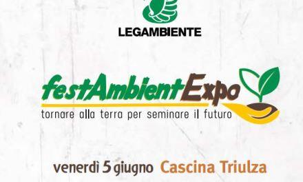 Oggi Festambiente Expo a Cascina Triulza: in programma la visita di Mattarella