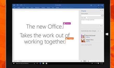 Microsoft Office 2016: il paradigma della collaborazione e della funzionalità