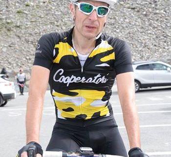 A. Corradi - Giro delle Dolomiti 2016 - Passo dello Stelvio