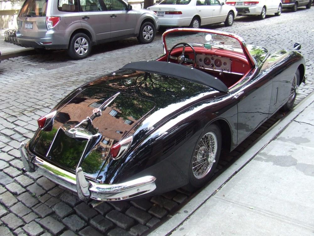medium resolution of used 1960 jaguar xk150