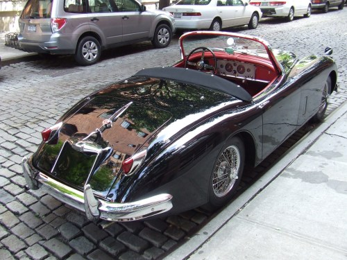 small resolution of used 1960 jaguar xk150