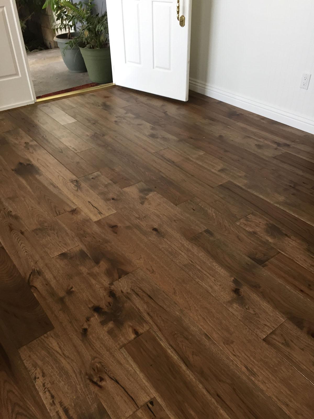 Walnut Medallion Plank  Cooper Floors