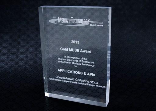 MUSE award-1024