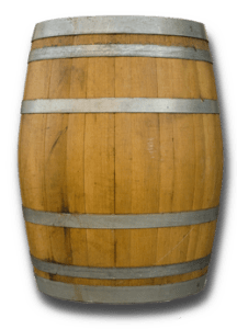 A traditional Oak Barrel