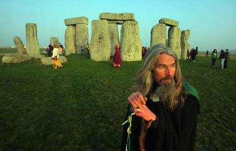 modern druid