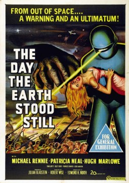 sci-fi movies day the earth stood still