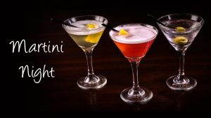 4.99 Martini night at Cooper's Scranton