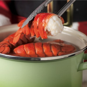 How to Boil Lobster Tails | Cooper's Seafood House