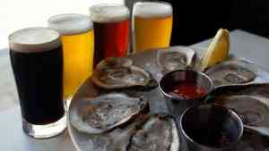 Buck A Shuck Oysters and Beer