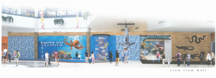 The Electric City Aquarium – Coming Soon to Downtown Scranton