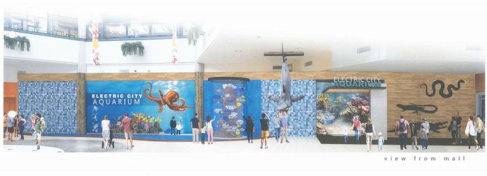 The Electric City Aquarium – Coming Soon to Downtown Scranton