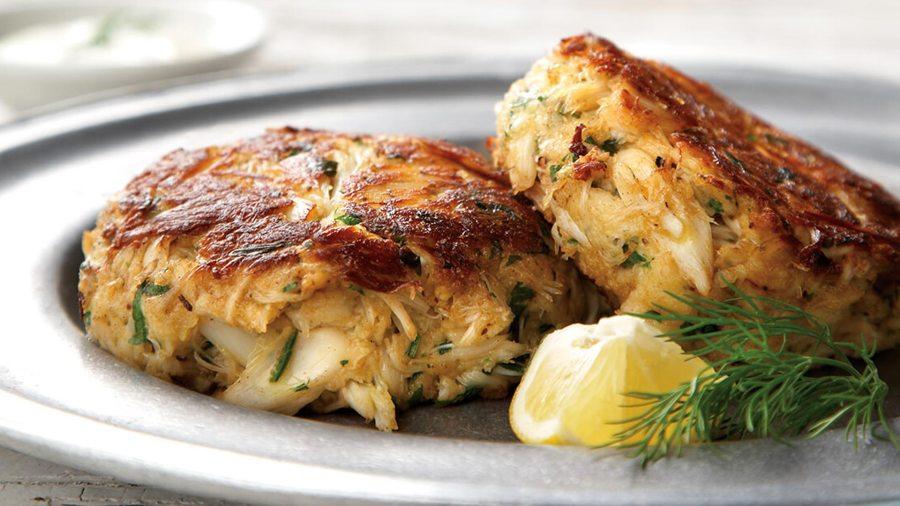 19.95 Crab Cake Dinner Thursdays