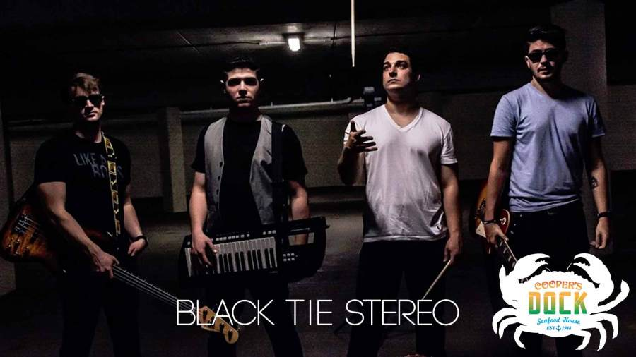 Black Tie Stereo Live on the Dock