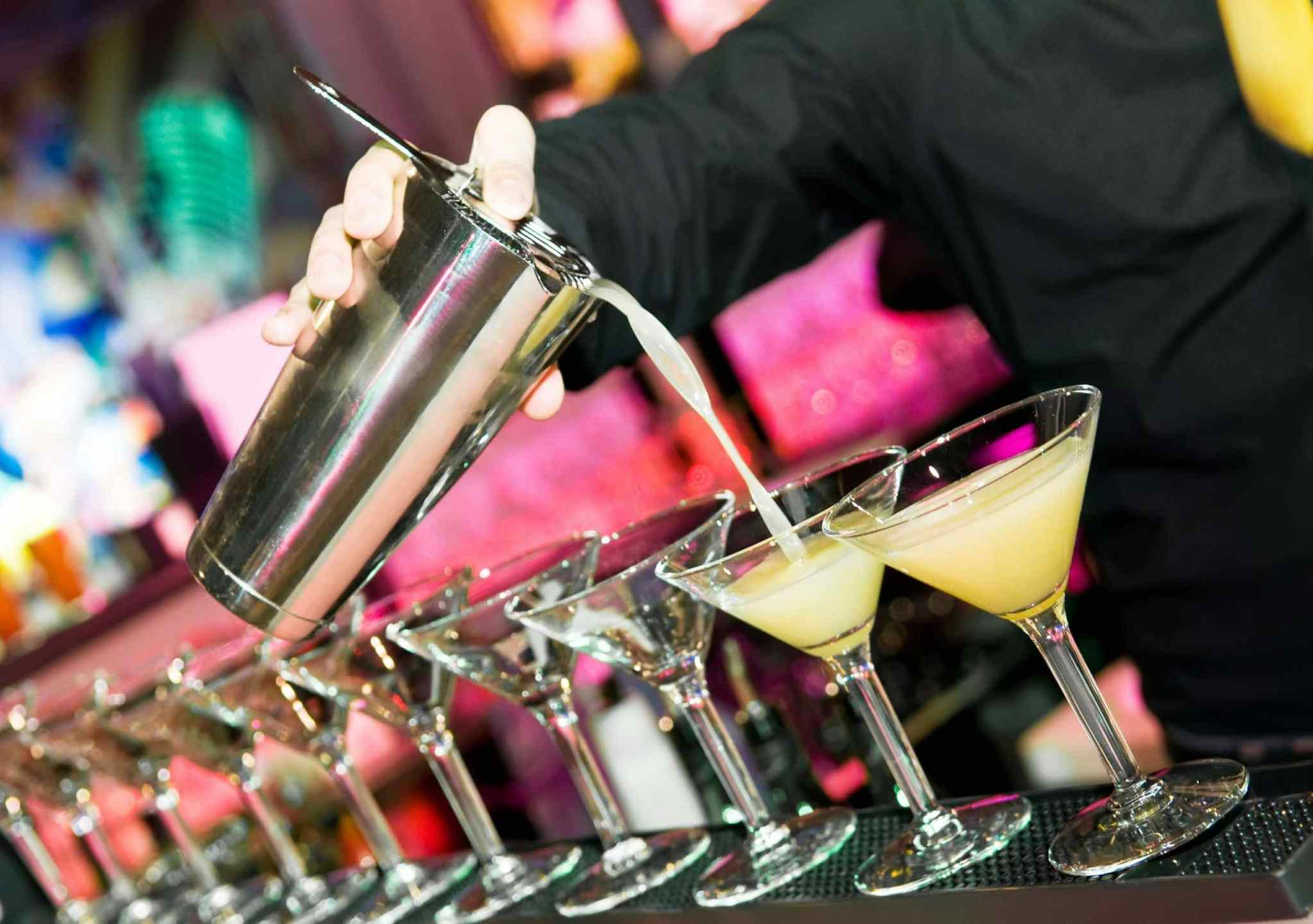 Catering Bartender Job Application