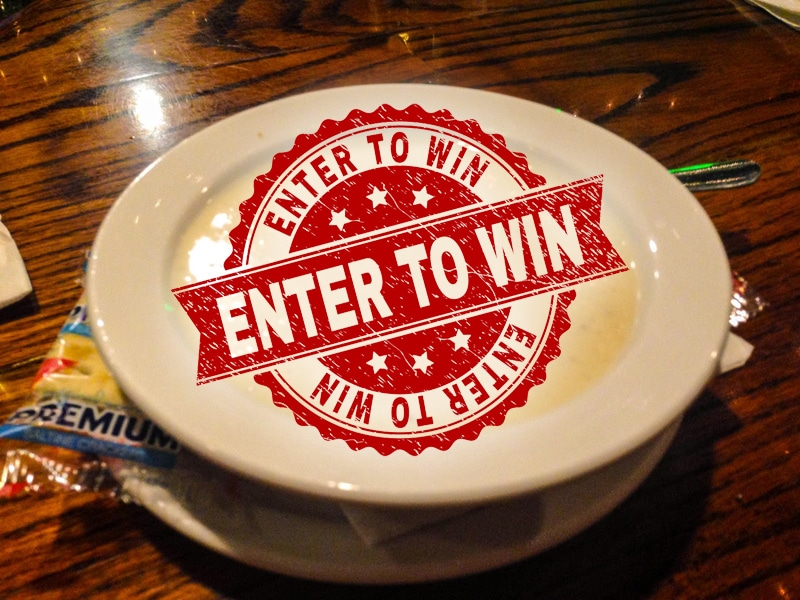 Enter to win a quart of Cooper's Soup!