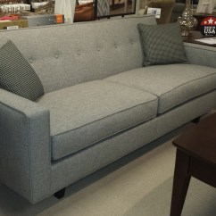 Bentley Sofa By King Hickory Mostly Sofas Roanoke Va Living Room Furniture Cary Nc | Sofas, Recliners, Sectionals