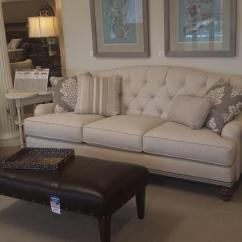 Bentley Sofa By King Hickory Curved Sectional Living Room Furniture Cary Nc | Sofas, Recliners, Sectionals