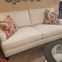 Bentley Sofa By King Hickory Cat Proof Covers Living Room Furniture Cary Nc | Sofas, Recliners, Sectionals
