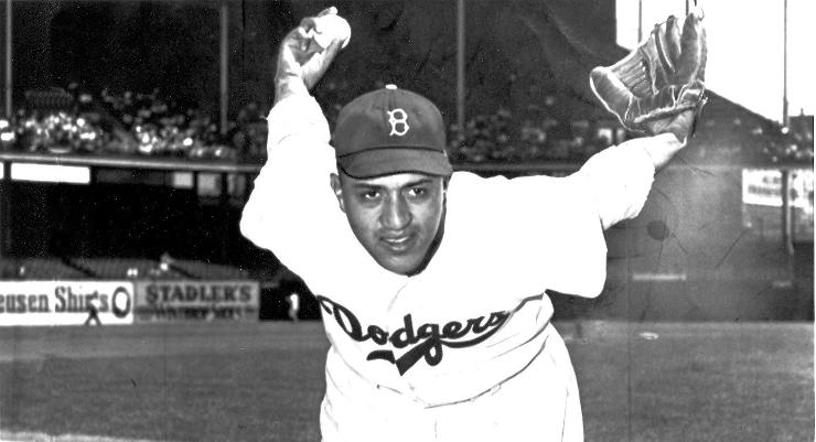 Absent from Cooperstown former Cy Young and MVP Don Newcombe made a US Presidents Hall of Fame