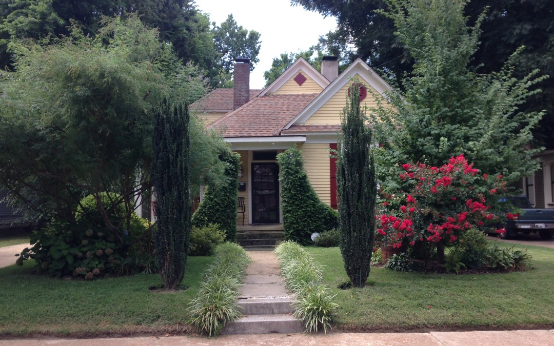 Flashback September 2014: Yard Of Month