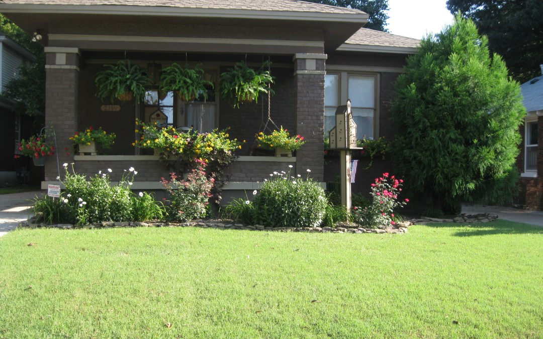 Flashback August 2013: Yard Of Month