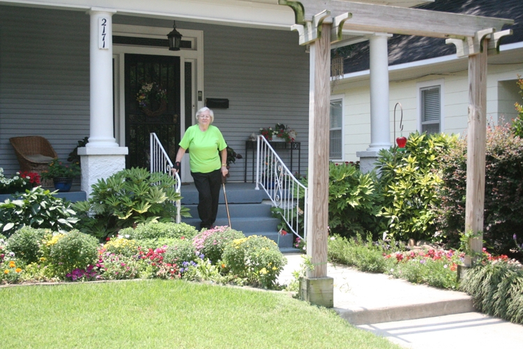 Flashback July 2011: Yard Of Month