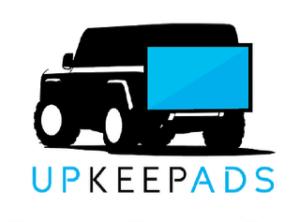 UpKeep Ads logo