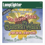 4th Annual Cooper-Young Garden Walk Brochure