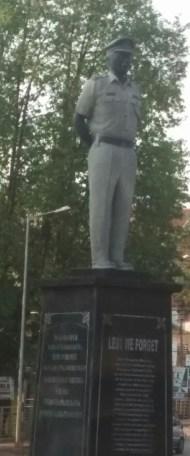 Mangerira Muthanna statue
