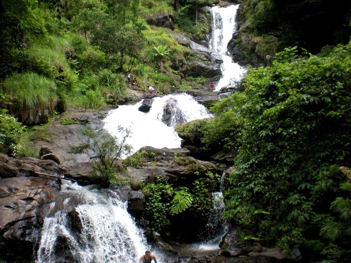IRUPU FALLS - Coorg Tourism Info