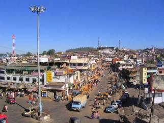 Madikeri-Town