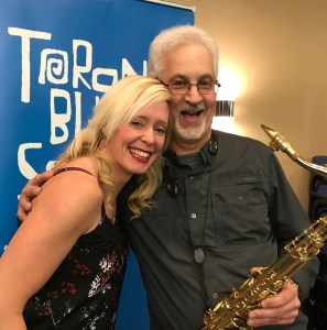Amy and Mark - Blues Summit 9 Showcase